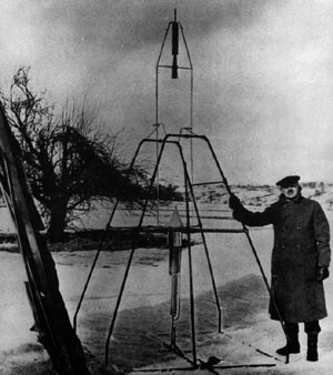Rocket - Robert Goddard