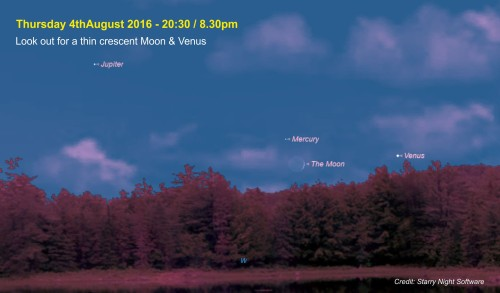 160804-002  Look out for Moon & Venus