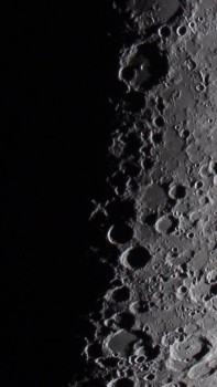 Lunar X - close up